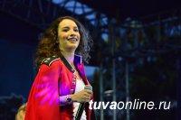 """Виктория Дайнеко о концерте в Кызыле: """"Мне нравятся уютные города!"""""""