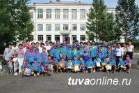 В Туве создают Тувинский кадетский корпус