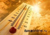Рекорд тепла в последний день лета по России установлен в Туве - 30 градусов!