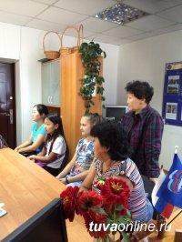 Женсовет Кызыла на базе библиотек города проводит сбор вещей для многодетных и социально незащищенных семей
