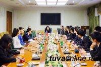 Сенатор Оксана Белоконь провела встречу с представителями Японии