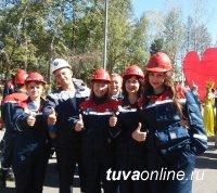 Коллективы Кызыла к Костюмированному шествию на следующий День города начинают готовиться уже сейчас