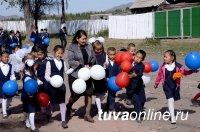 В тувинском селе построен новый Дом культуры