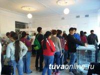 В Туве в 8 часов открылись 183 избирательных участков