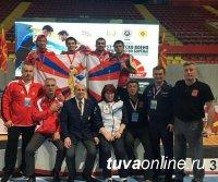 Начын Куулар - Чемпион Мира среди военнослужащих