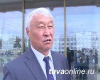Участники инаугурации Главы Тувы: Шолбан Кара-оол победил на выборах открыто и честно