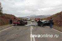 4 человека погибли в ДТП на трассе М-54 в Пий-Хемском районе Тувы