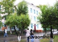 Кызылский техникум экономики и права отмечает 70-летие