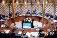 Агентство по развитию Сибири: Сергей Меняйло начал действовать в Туве
