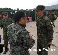 В Туву передислоцируются военнослужащие 55-й мотострелковой бригады и их семьи