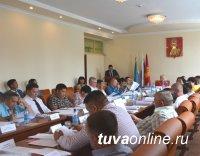 На сессии Хурала представителей Кызыла будет заслушан Отчет Главы города о работе за прошедший год