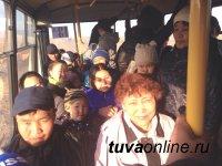 Кызыл: Проездные билеты для льготников на маршруты 11, 13, 17, Вавилинский затон