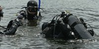 В Туве водолазы нашли тело рыбака, утонувшего на озере Кара-Холь