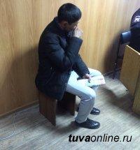 При помощи кызылчан задержан водитель, сбивший школьники и скрывшийся с места ДТП