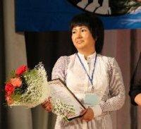 Учитель школы № 14 Кызыла Мария Слащева – номинант Всероссийского конкурса «Учитель года России-2016
