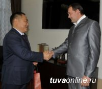 Глава Тувы встретился со своим конкурентом от ЛДПР