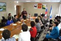 Делегация из Тувы приняла участие в межрегиональном круглом столе по вопросам преподавания русского языка
