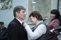 Власти Кызыла поздравили ГТРК «Тыва» с двойным юбилеем