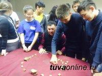 Мастер-класс по тувинским национальным играм