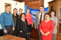 Русоведы из Тувы посетили Иркутский госуниверситет