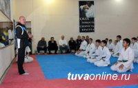 Кызыл: Мастер-класс от гранд-мастера боевых искусств Сергея Степанова