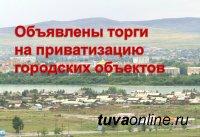 Предпринимателей Кызыла приглашают принять участие в торгах