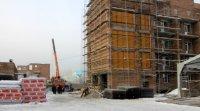В столице Тувы возобновлено строительство терапевтического корпуса