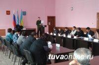В приграничных районах Тувы пограничникам помогают в охране границы  почти 100 дружинников