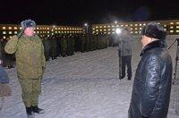 В Туву прибыл первый эшелон 55 отдельной мотострелковой (горной) бригады