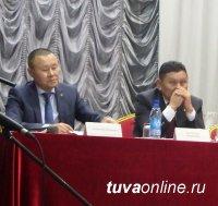 Городское отделение «Единой России» в Кызыле возглавил Аяс Лопсан
