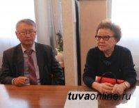 Проект «Успешный выпускник» шагает по Туве