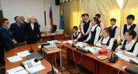 Опыт государственного лицея Тувы по системе оценки деятельности обучающихся высоко оценили в Минобрнауки РФ