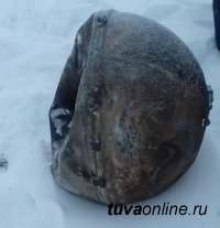 В Туве нашли фрагмент грузового корабля «Прогресс»