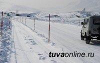 Ледовые переправы Тувы откроются в конце декабря