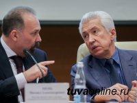 Глава Кызыла Дина Оюн выступила на Парламентских слушаниях в Госдуме по благоустройству
