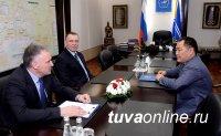 Власти Тувы и Сибирская генерирующая компания пришли к взаимопониманию в вопросах развития теплоэнергетики