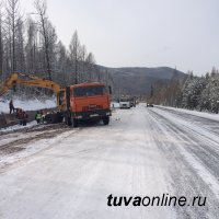 Благодаря «Платону» Республика Тыва дополнительно получила 6,5 млн рублей на дороги