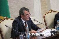 Глава Тувы заручился поддержкой полпреда Президента РФ в вопросе открытия международного сектора в аэропорту Кызыла