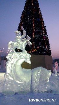 18 декабря в Кызыле зажжет праздничные огни Главная елка Тувы