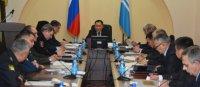 В Туве обсудили вопросы обеспечения безопасности во время новогодних праздников