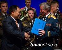 Филармонии Тувы могут присвоить имя погибшего в катастрофе Ту-154 Халилова