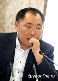 Глава Тувы Шолбан Кара-оол укрепил позиции в Национальном рейтинге губернаторов