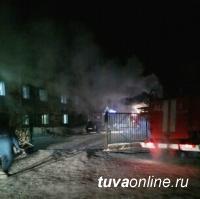 В Туве сработавшая пожарная сигнализация в больнице спасла 30 человек