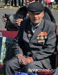 Туран: На 91 году ушел из жизни фронтовик Николай Федорович Зимнухов