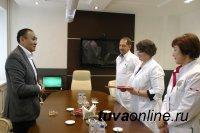 Между Минздравом Тувы и Федеральным Сибирским научно-клиническим центром ФМБА России подписано соглашение о сотрудничестве