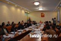 Депутаты приняли бюджет города Кызыла на 2017 год