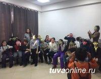 Новогодние праздники у «Центра Азии»