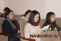 В минздраве Тувы встретились со студентами выпускных курсов медвузов