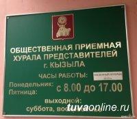 Кызыл: 19 января пройдут публичные слушания по изменению вида разрешенного использования земельного участка