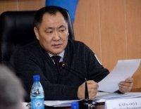 Глава Тувы Шолбан Кара-оол провел рабочую встречу с коллективом Минсельхоза республики